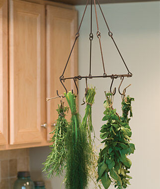 Herb & Flower Drying Rack Kit , , large